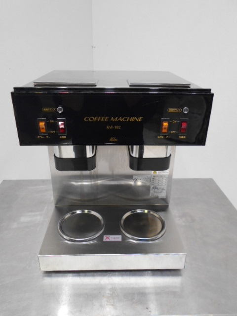 カリタ 電気コーヒー抽出機(コーヒーマシン)買取しました!