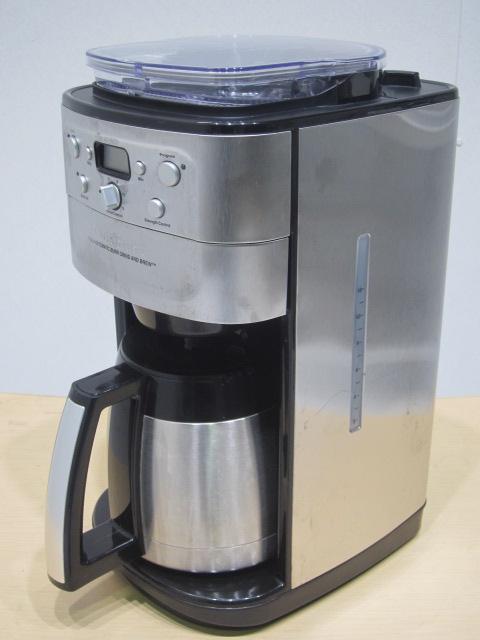 クイジナート 12カップオートマチックコーヒーメーカー買取しました!