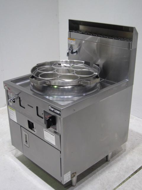 ●マルゼン ガス式ゆで麺機(都市ガス用)買取しました!