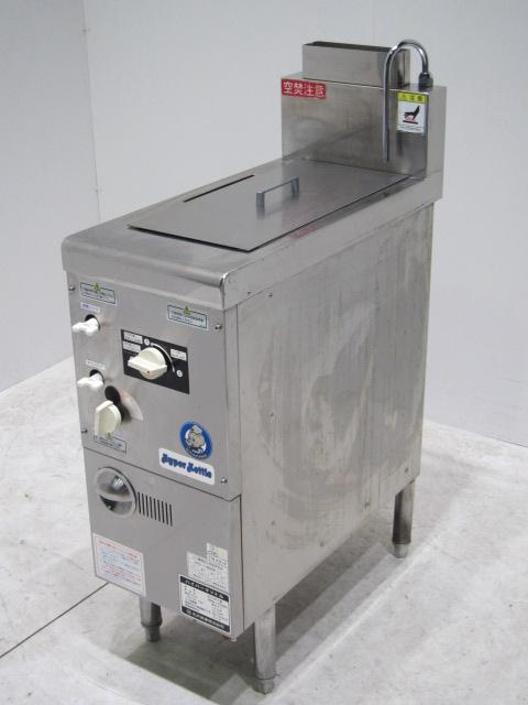 北沢産業 業務用ゆで麺機『ハイパーケットル』(都市ガス用)買取しました!