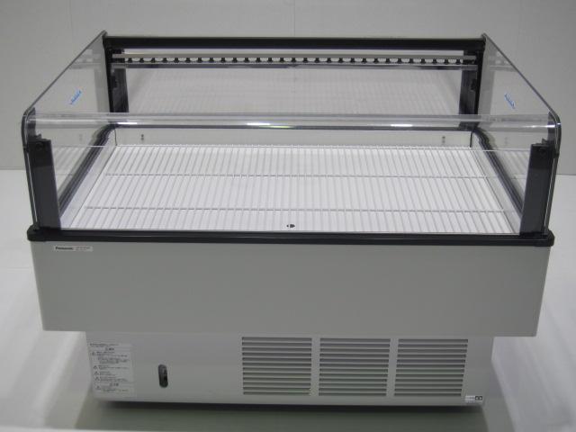 ●パナソニック 平型オープン冷蔵ショーケース(アイランドタイプ)買取しました!