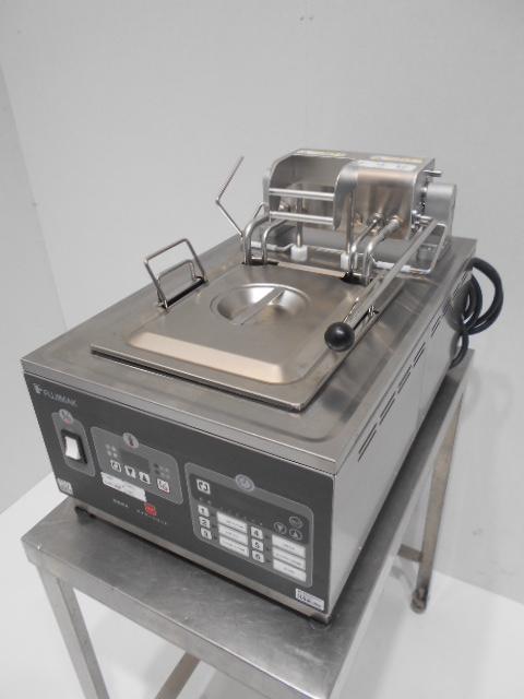 ●フジマック 卓上電気フライヤー(オートリフト機能付き)買取しました!