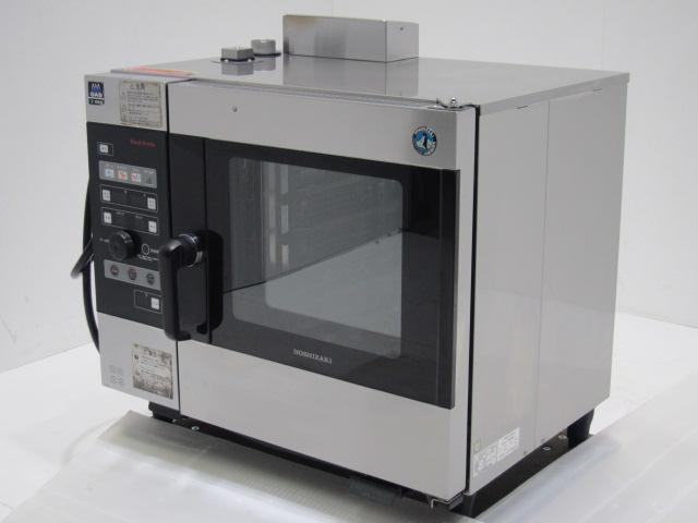 ●ホシザキ電機 スチームコンベクションオーブン(LPガス用)買取しました!