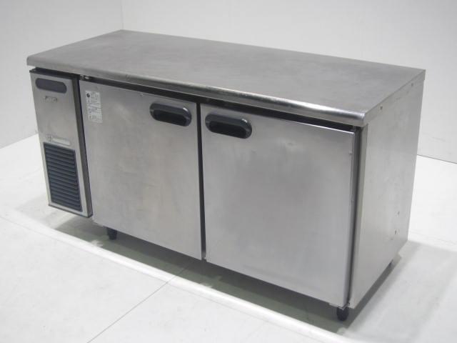 フクシマ工業 冷凍コールドテーブル買取しました!