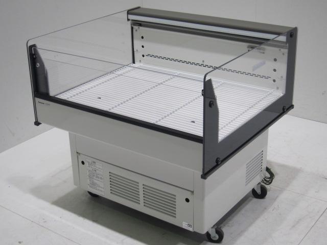パナソニック 平型オープン冷蔵ショーケース(アイランドタイプ)買取しました!