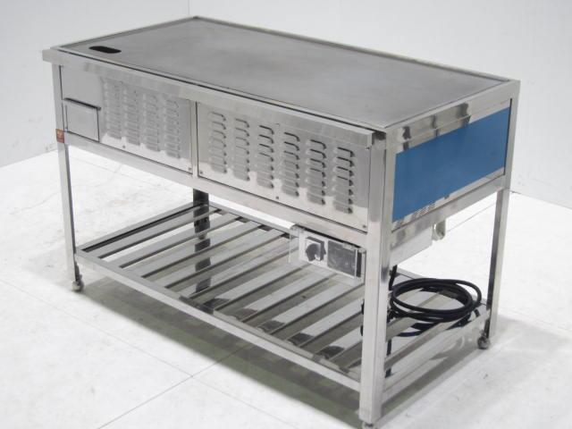 ●K2S STEEL 電機式グリラー買取しました!