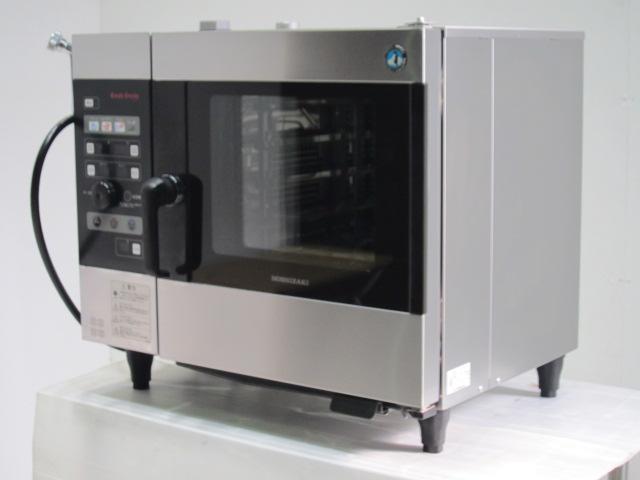 ●ホシザキ電機 スチームコンベクションオーブン『クックエブリオ』�A買取しました!