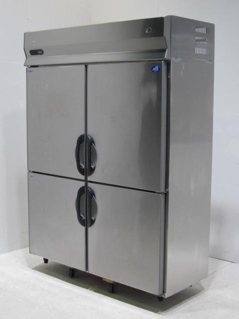サンヨー業務用タテ型冷凍冷蔵庫SRR−F1561C2A