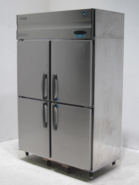 ホシザキ電機業務用タテ型冷凍冷蔵庫HRF−120XFT3
