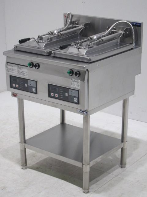 ●マルゼン 電気自動餃子焼器買取しました!