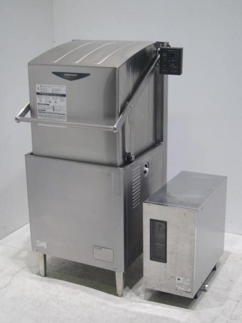 ●ホシザキ電機 業務用食器洗浄機(ブースター付きBT−12DT)買取しました!