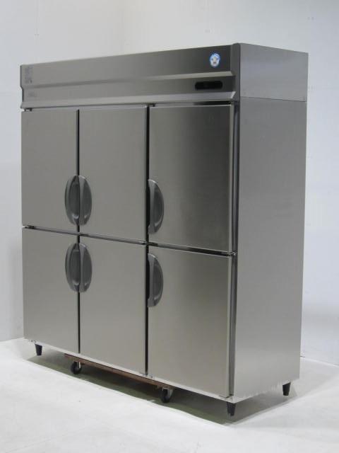 ●フクシマ工業 業務用タテ型冷蔵庫買取しました!