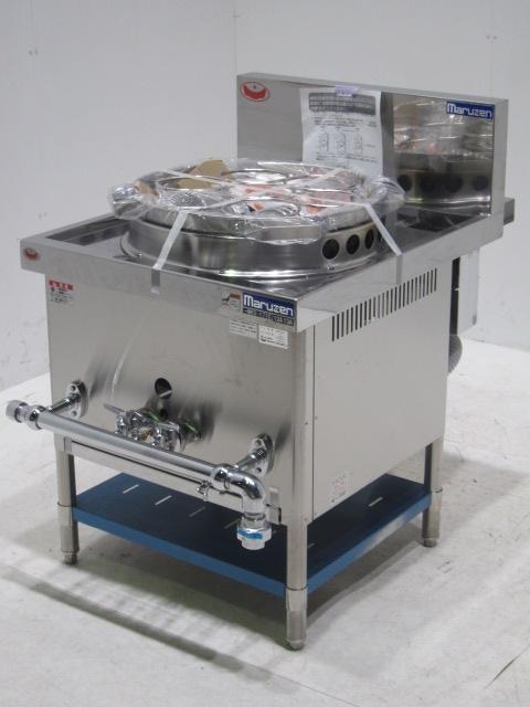 ●マルゼン 業務用ガス式ゆで麺機式(都市ガス用)買取しました!