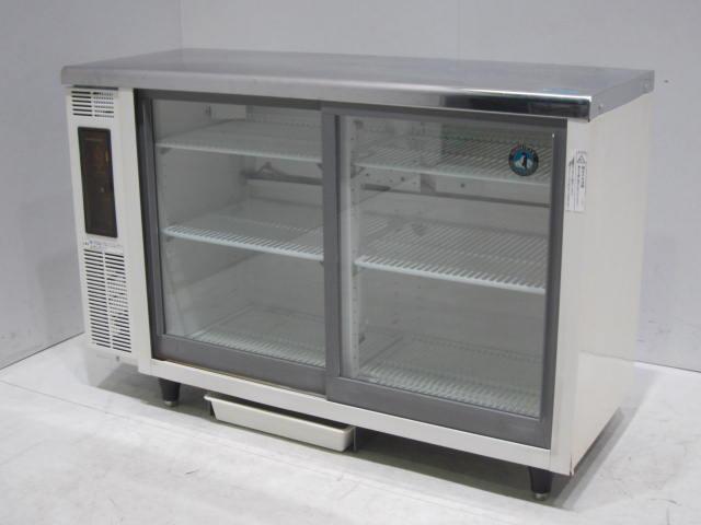 ホシザキ電機 テーブル形冷蔵ショーケース買取しました!
