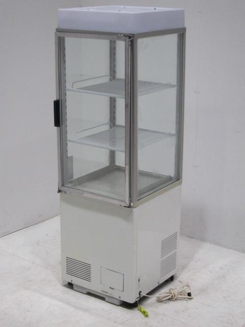 ●東芝キャリア 四面冷蔵ショーケース買取しました!