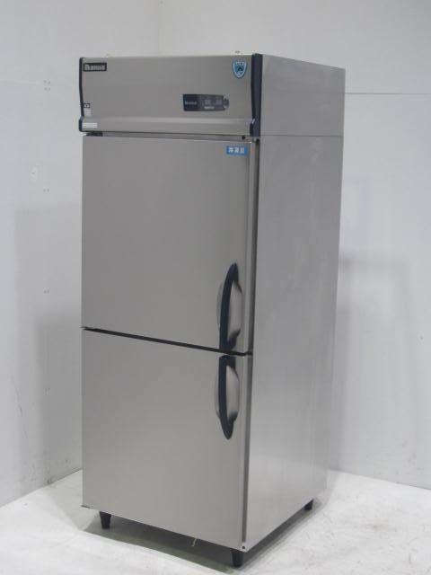 ●ダイワ冷機 業務用タテ型冷凍冷蔵庫買取しました!