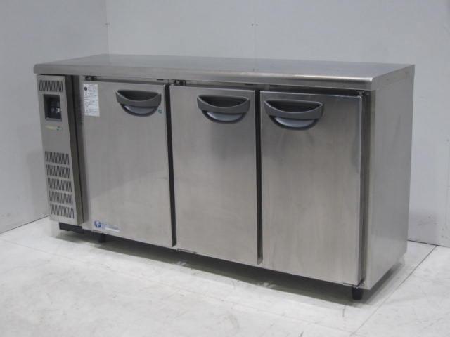 フクシマ工業 冷凍冷蔵コールドテーブル買取しました!