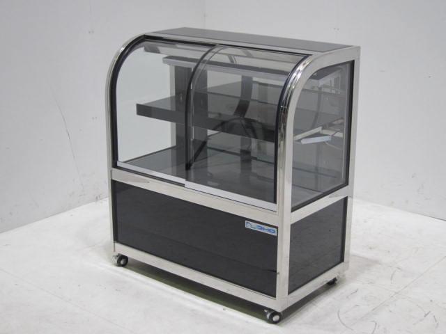 ●大穂製作所 冷蔵ケーキケース(前後扉両開きタイプ)買取しました!