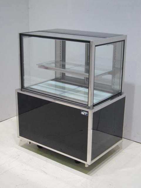 ●大穂製作所 低温高湿冷蔵ショーケース�A買取しました!