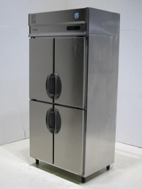 ●福島工業 業務用タテ型冷蔵庫買取しました!