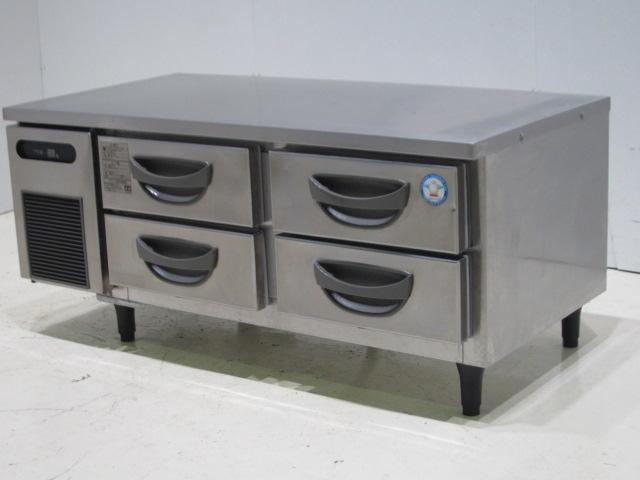 ●福島工業 低ドロワー冷蔵コールドテーブル買取しました!