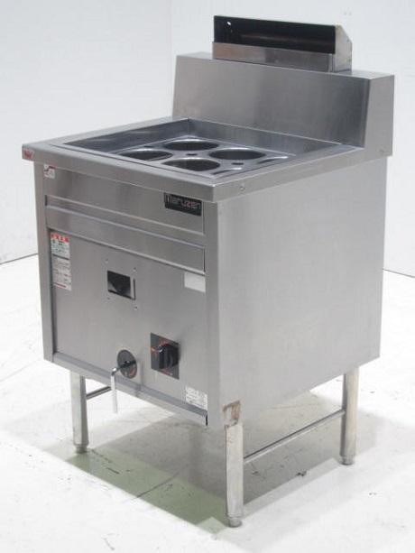 ●マルゼン ガスゆで麺機買取しました!
