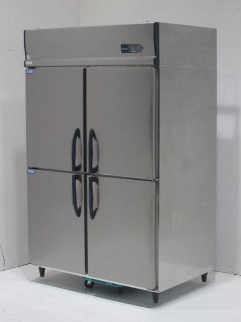 ●大和冷機 業務用タテ型冷凍冷蔵庫買取しました!