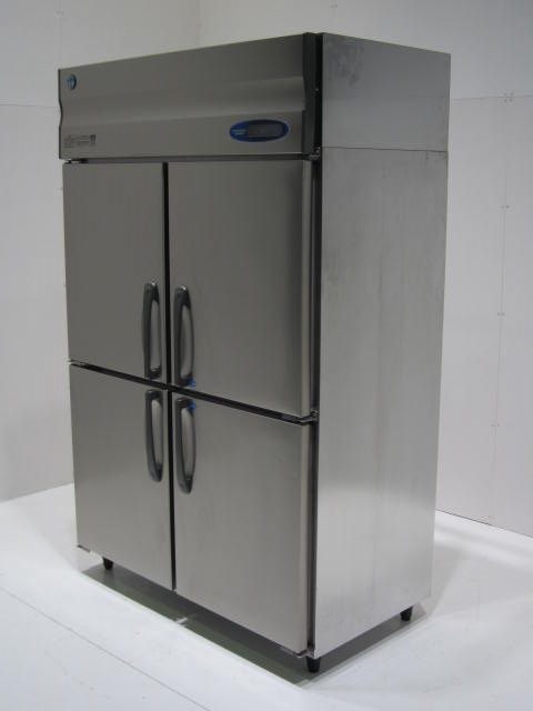 ホシザキ 業務用縦型冷凍冷蔵庫買取しました!