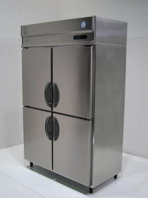 ●福島工業 業務用縦型冷凍冷蔵庫買取しました!
