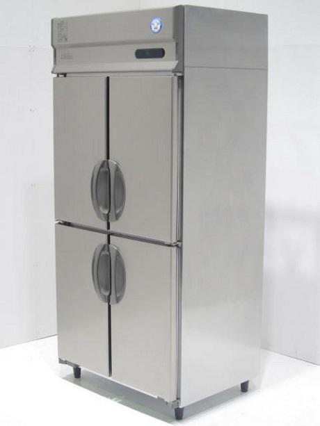 ●福島工業 縦型冷凍庫買取しました!