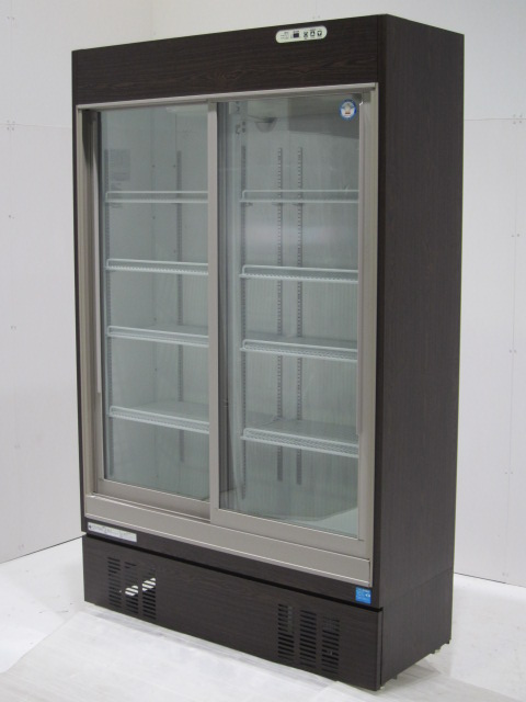 ●福島工業 リーチイン冷蔵ショーケース買取しました!