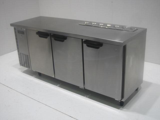 ●フジマック 冷蔵サンドイッチコールドテーブル買取しました!
