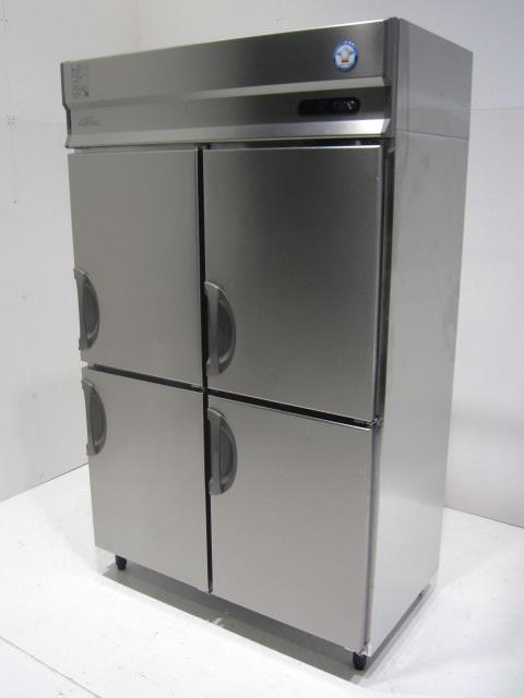 ●福島工業 業務用縦型冷蔵庫買取しました!