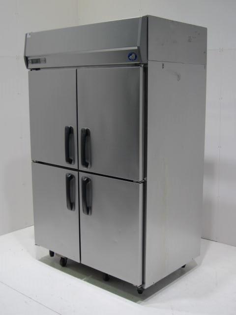 ●サンヨー 業務用縦型冷蔵庫買取しました!