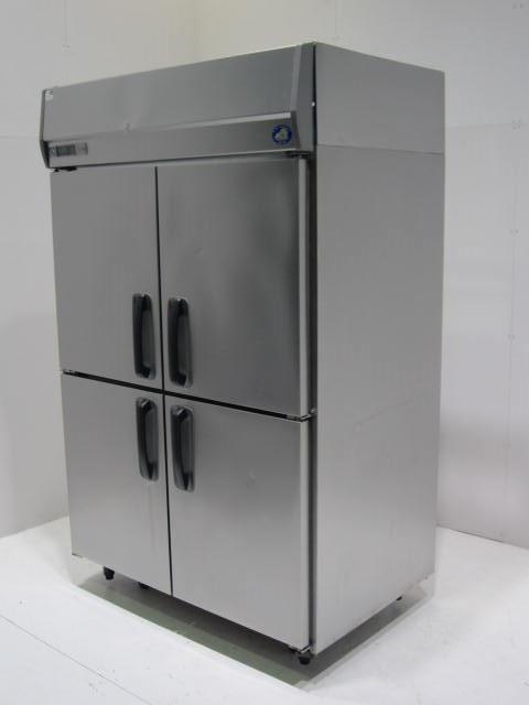 パナソニック業務用縦型冷凍庫SRF-J1283VS