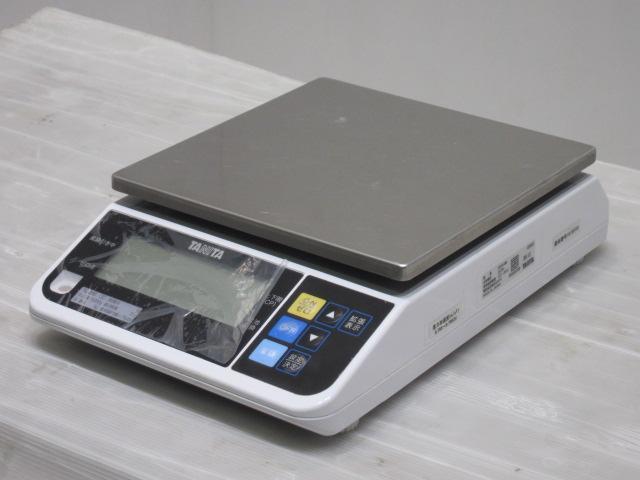タニタ 電気抵抗線式はかり デジタルスケール買取しました!