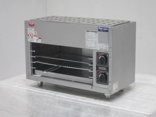 ●マルゼン 業務用上火式赤外線グリラー(プロパンガス用)買取しました!