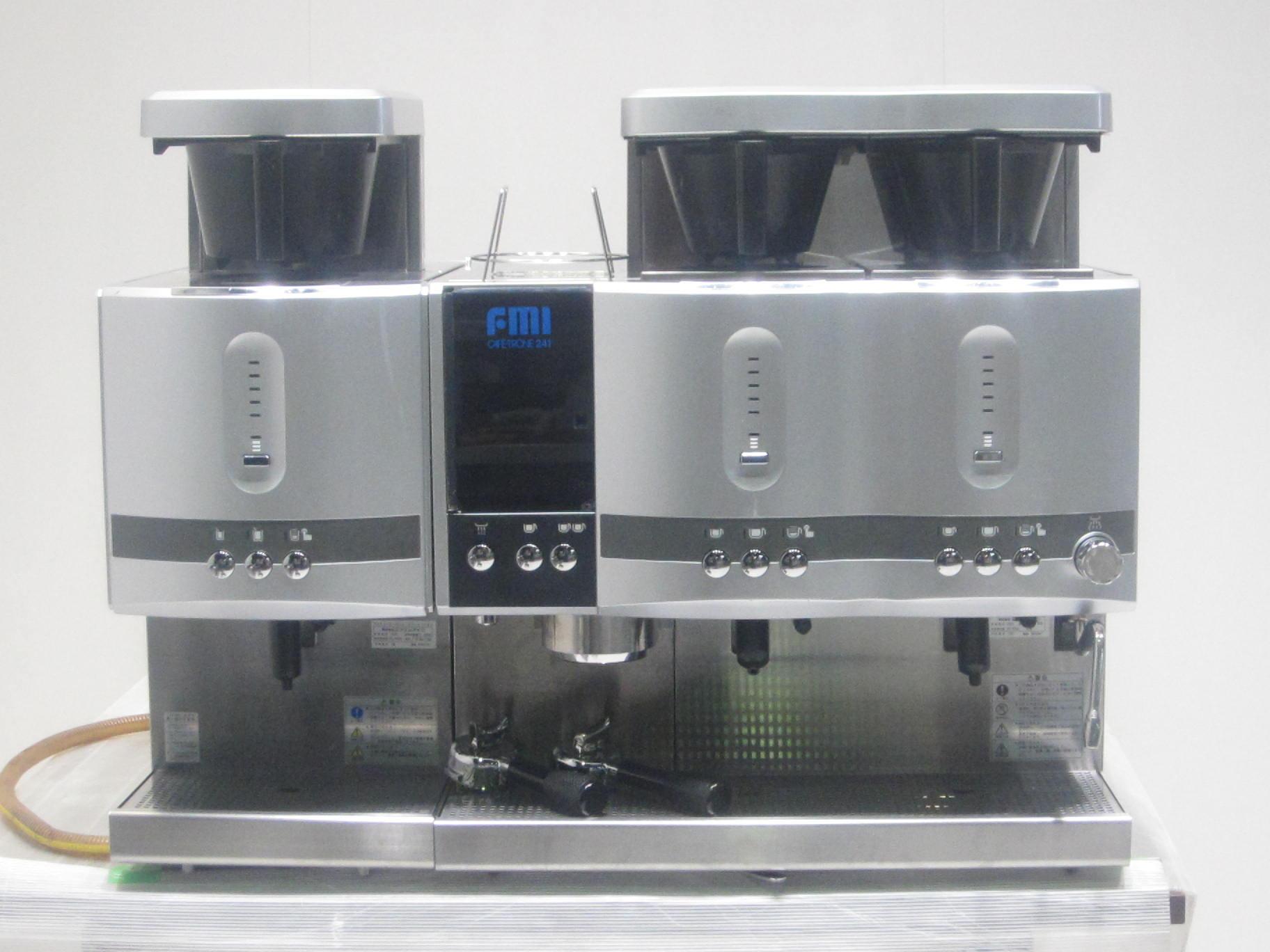 ●FMI コーヒーマシン『カフェトロン』買取しました!