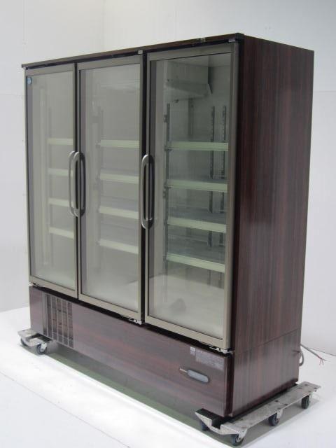 ●ホシザキ 冷蔵リーチインショーケース買取しました!