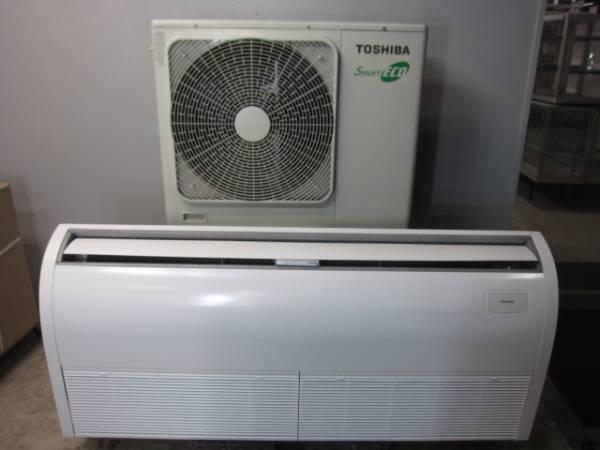 東芝 業務用6馬力天吊りエアコン買取しました!