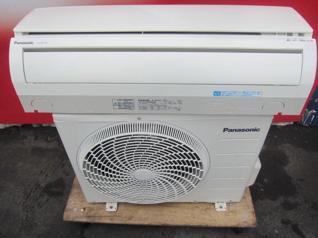 Panasonic パナソニック 10畳用ルームエアコン CS-281CFR-W買取しました!