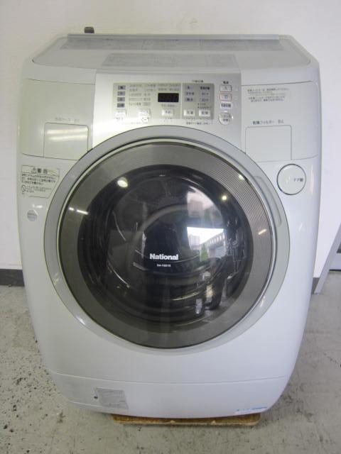 ナショナル 6k・4kドラム式全自動洗濯機 NA-V601K-東京の中古家電 ...