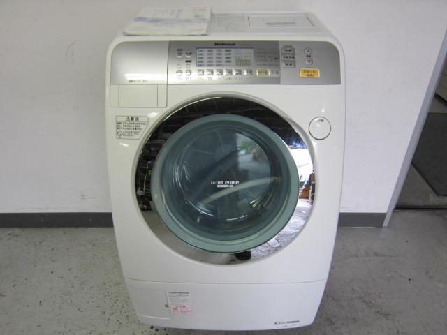 ナショナル 9k・6kドラム式全自動洗濯機 NA-VR1100-東京の中古 ...
