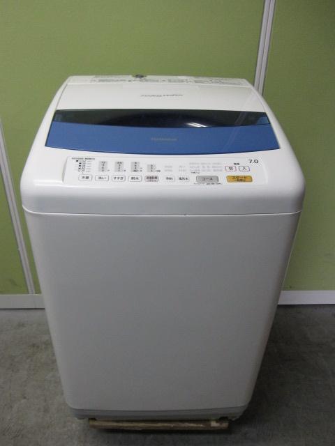 ナショナル 7.0k全自動洗濯機 NA-F70PX9-東京の中古家電販売と ...