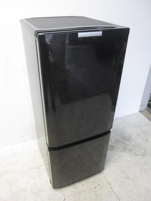 三菱 2ドア冷凍冷蔵庫買取しました!