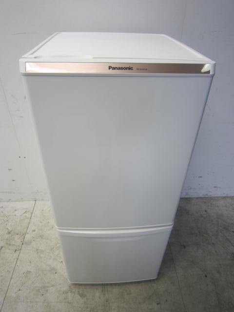 パナソニック2ドア冷凍冷蔵庫NR-B147W-W