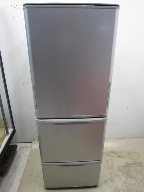 シャープ 3ドア冷凍冷蔵庫買取しました!