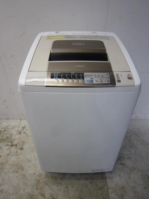 日立 8.0kg全自動洗濯乾燥機買取しました!