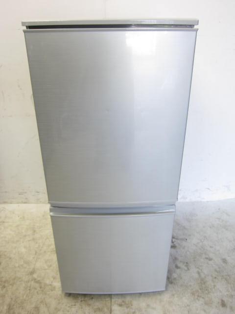 シャープ  2ドア冷蔵庫買取しました!