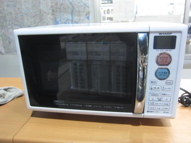 シャープ電子オーブンレンジRE-S5D-W